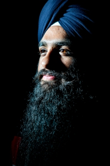 Gurjot Singh, 24Vallejo, CA. Studies Business Management at SF State