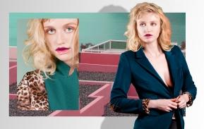 Model: Liza Sophie de Boer. Concept: Marit van der Spruit/Desire Wilders